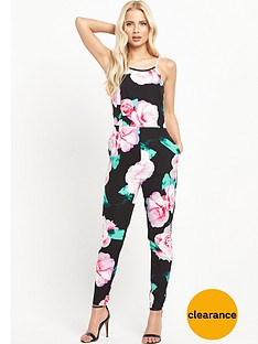 v-by-very-strappy-printed-jumpsuit