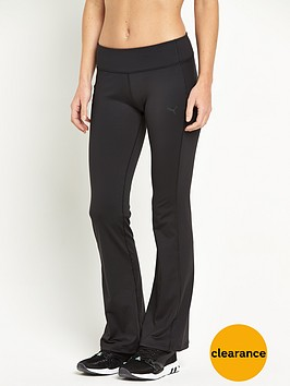 puma-essential-bootcut-pants