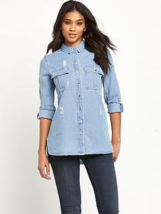 river-island-denim-shirtnbsp