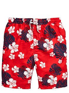v-by-very-boys-hibiscus-swim-shorts