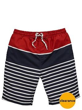 v-by-very-boys-bock-stripe-swim-shorts