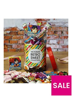personalised-retro-sweet-jar-medium