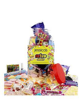 personalised-retro-sweet-jar-ndash-large