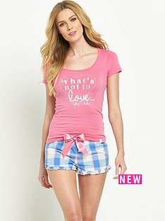 lipsy-whats-not-to-love-t-shirt-and-short-set