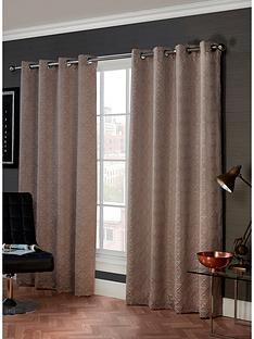 arabesque-jacquard-blackout-eyelet-curtains