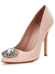 carvela-lottynbspcourt-with-brooch-detailnbsp