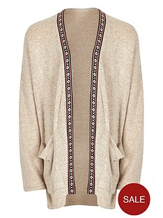 river-island-girls-slouchy-geo-trim-cardigan