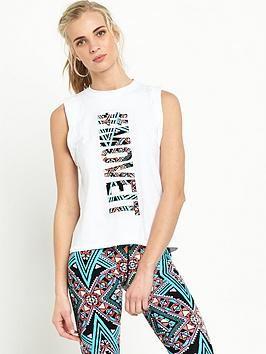 MINK PINK Move it Muscle tank