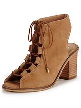 KG Molly lace front sandal
