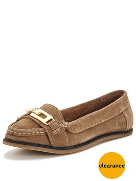 v-by-very-long-suede-loafer-metallic-trimnbsp