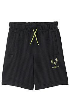 adidas-junior-boysnbspmessi-shorts