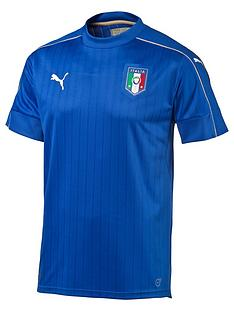 puma-puma-italy-junior-home-euro-short-sleeve-shirt