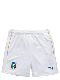 puma-puma-italy-junior-home-euro-shorts