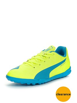 puma-puma-evospeed-54-junior-astro-turf-boots