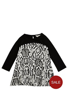river-island-mini-girls-black-and-snake-swing-dress