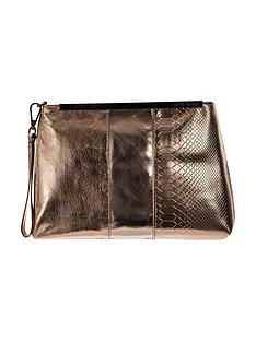 little-mistress-little-mistress-metallic-clutch-bag