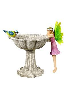 fairy-birdbath