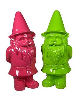 lime-green-and-fuchsia-gnome-2-pack
