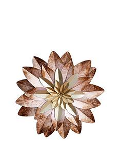 flower-metal-wall-art