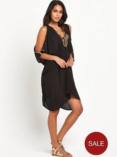 v-by-very-embellished-oversized-batwingnbspbeach-dress