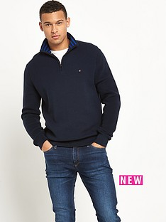 tommy-hilfiger-tommy-hilfiger-adrien-zip-thru-sweat-top