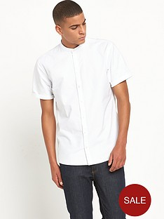 minimum-bruno-grandad-collar-mens-shirt