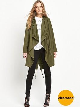v-by-very-drape-oversized-parka