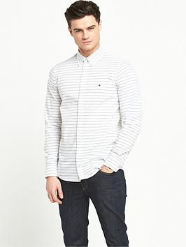 tommy-hilfiger-open-long-sleeved-poplin-shirt