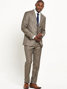 tommy-hilfiger-wool-check-two-piece-suit
