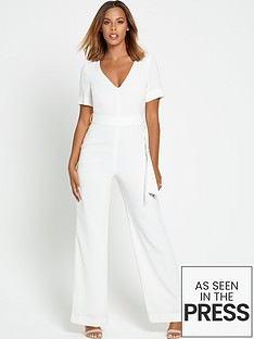 rochelle-humes-v-neck-jumpsuitnbsp