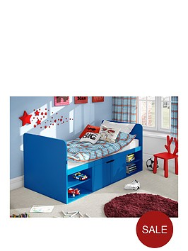 louis-cabin-bed-with-optional-mattress