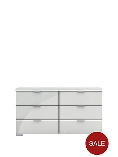 alexia-high-gloss-3-3-drawer-chest