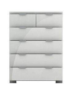 alexia-high-gloss-4-2-drawer-chest