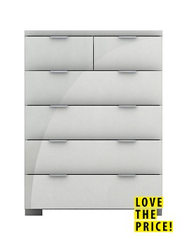 alexia-high-gloss-4-2-drawer-chest