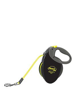 rosewood-giant-retractable-lead-medium-8m-neon