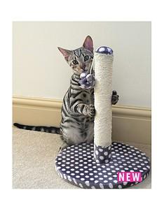 rosewood-grey-amp-cream-spot-dijon-cat-scratching-post