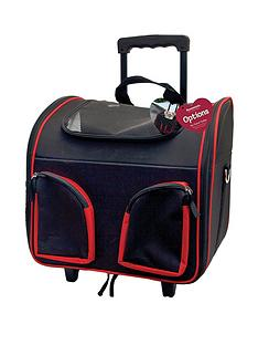 rosewood-pet-carrier-travel-trolley