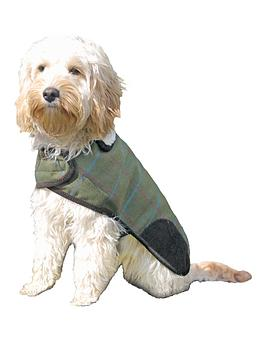 rosewood-country-tweed-dog-coat-18-20inch