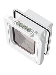 rosewood-elite-cat-flap-with-microchip-reader-amp-timer-control