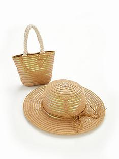 girls-sequin-straw-hat-and-bag-set