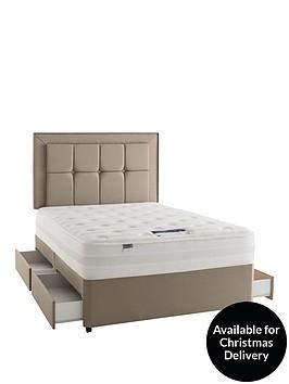 silentnight-mirapocketnbsppaige-1400-pocket-orthonbspdivan-with-optional-storage