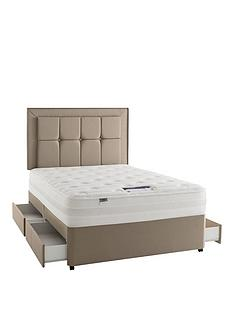 silentnight-paige-eco-1400-pocket-divan-bed-with-storage-optionsnbsp