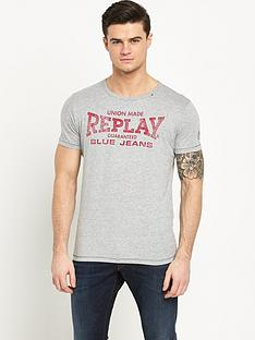 replay-vintage-logo-short-sleevenbspt-shirt