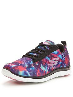 skechers-flex-appeal-cosmic-rays-lace-up