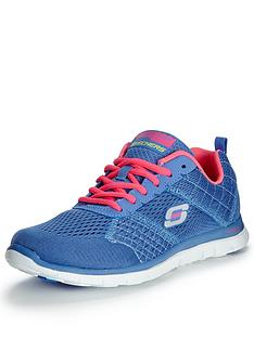 skechers-flex-appeal-obvious-choice-lace-up