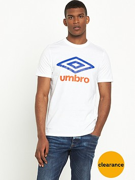 umbro-mens-logo-tee