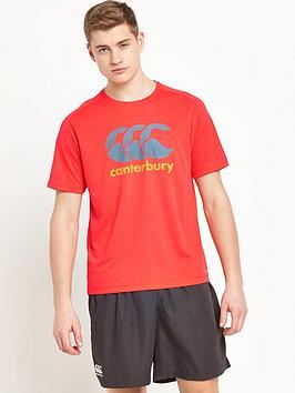 canterbury-vapodri-logo-short-sleevenbsptee