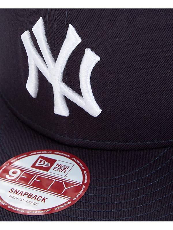 09373b39c40cf6 New Era MLB 9FIFTY New York Yankees Snapback | very.co.uk
