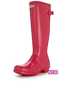 hunter-hunter-original-adjustable-tall-gloss-welly