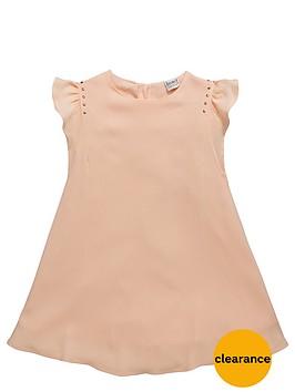 name-it-girls-frill-sleeve-dress